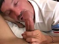 Gays rimming and sucking