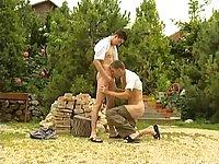 Hot Guy Suck & Bareback