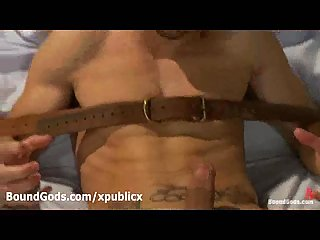 Bound gay zapped with electricity in hospital