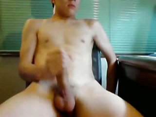 Homemade Alone Beating Off