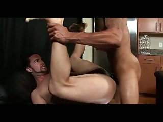 Hardcore Gay Sex For Interracial Twosome