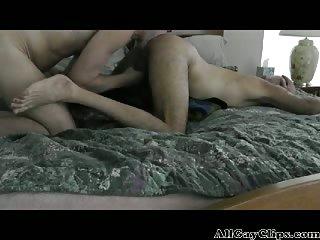 Nature Guy & Tan Man  gay porn gays gay cumshots