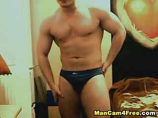Soldier Of Cam Sex Shows Off His Urge And Hotness