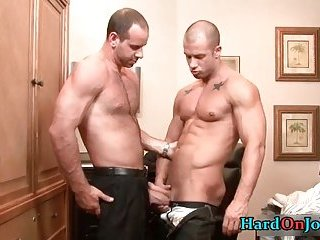 Two hot guys fucking ass and sucking cock 3