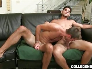 Two college hotties cant hold their desires anymore