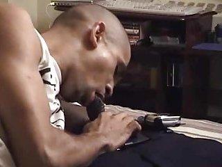 Ebony Thugs Creamy Fuck