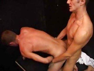 Hot Gay Guys Doggy Banging