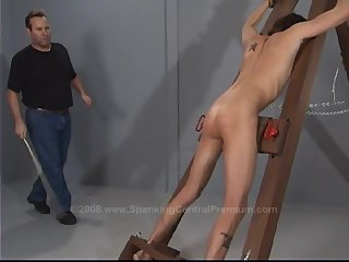 Fun time in the punishment room