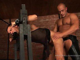 Zdenek and Daniel Raunchy Sex
