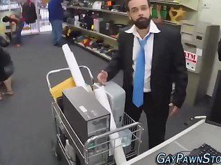 Creamed amateur spycam