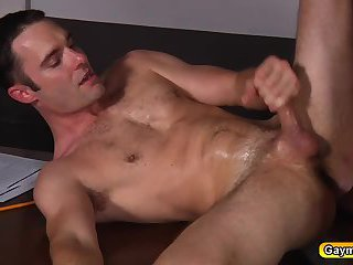 Riding his teachers hot and big cock